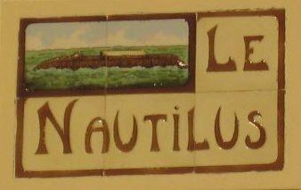 Villa Le Nautilus Logo