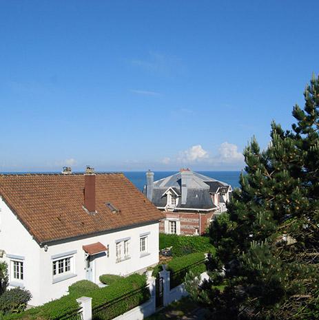 uitzicht balkon - Villa Le Nautilus